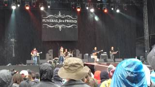 Funeral For A Friend - Streetcar @ Download Festival 2015