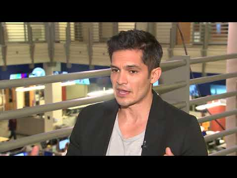 """Actor Nicholas Gonzalez talks about """"The Good Doctor"""" and Autism"""