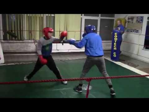 Competitie amicala intre Club Karate Plesoiu si BOX Comtech Slatina