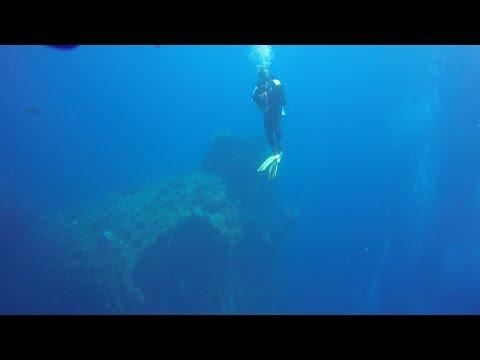 Diving USAT Liberty Wreck , Tulamben, Bali, Indonesia