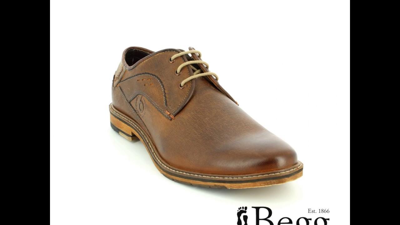 Bugatti Shoes Adamo 6000 25902 Formal Brown Youtube p1arpSFB