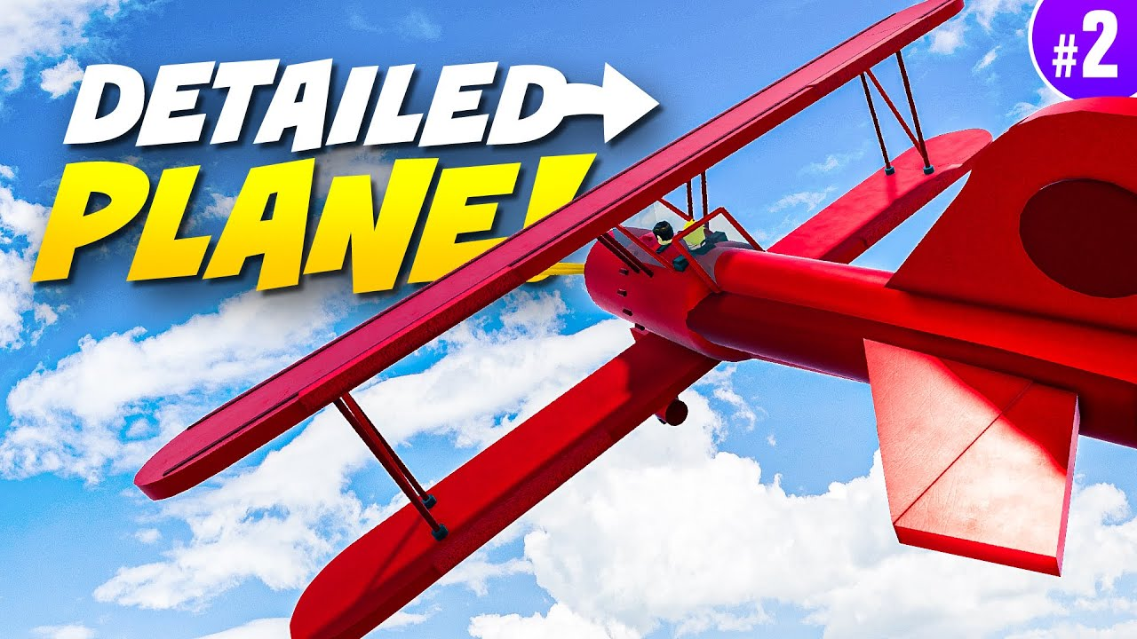 Download Adding PLANES and VEHICLES! | Theme Park Tycoon 2 • #2