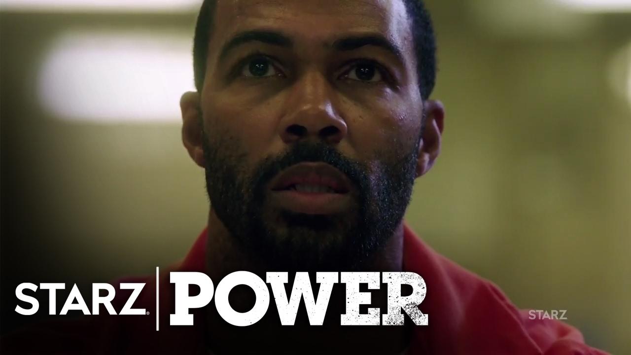 Power season premiere: Omari Hardwick on Ghost's time behind bars
