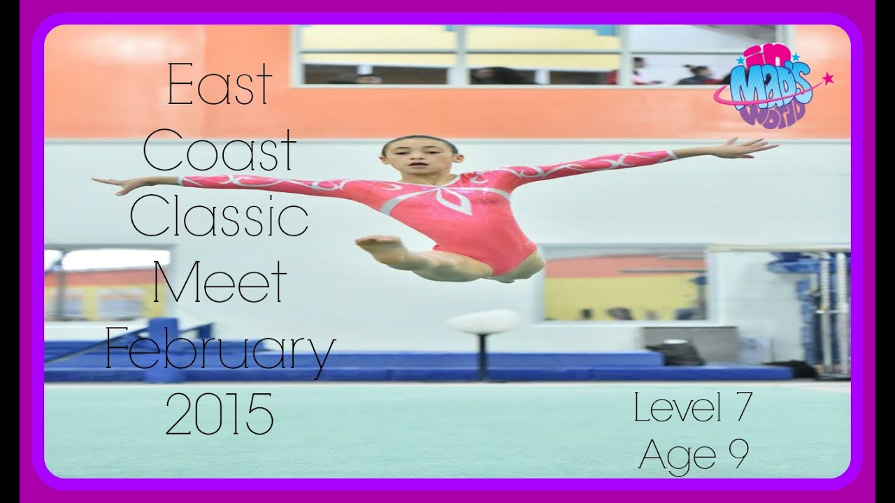 east coast classic gymnastics meet 2014