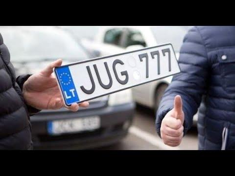 Что нужно знать при покупке нерастаможенного авто в Украине