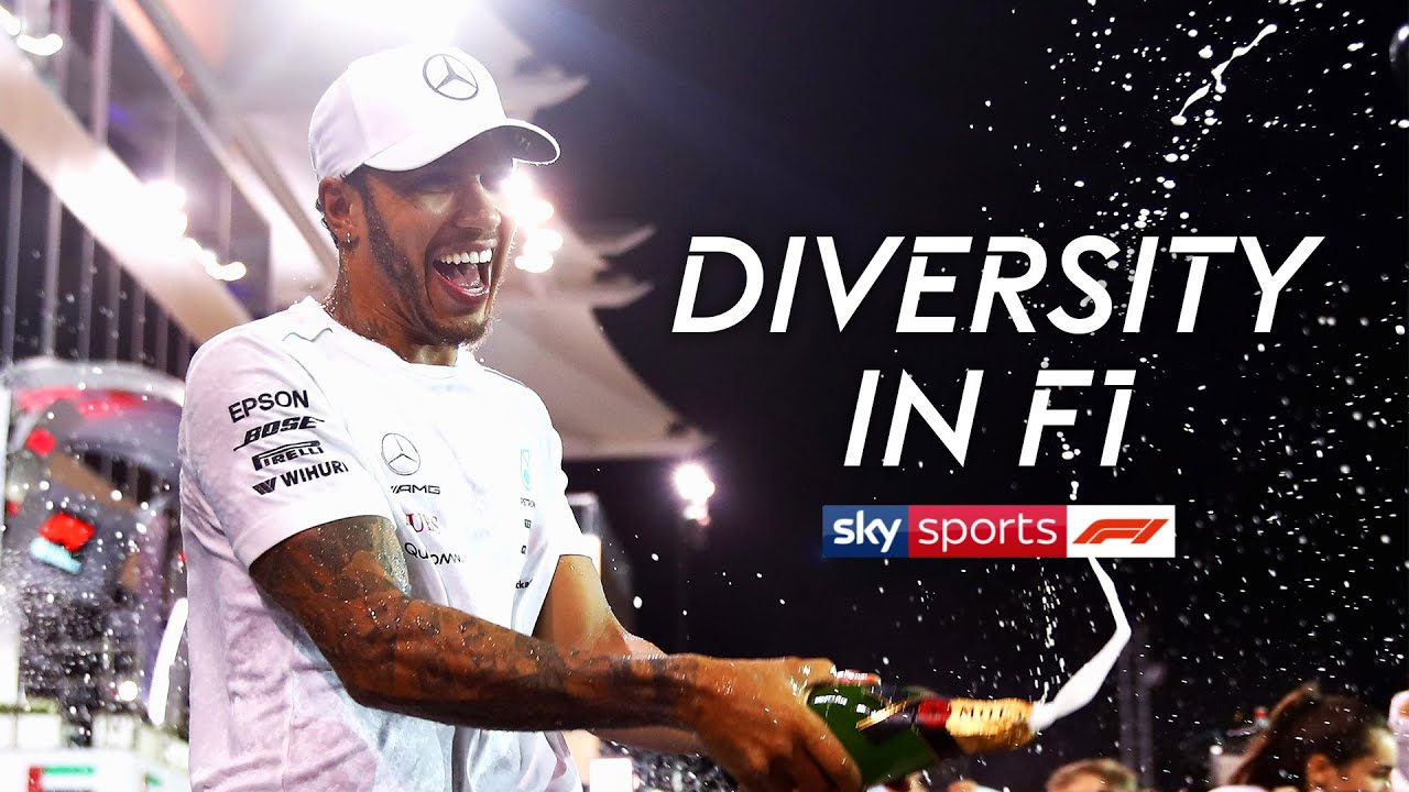 What is Formula One doing to improve diversity in the sport?