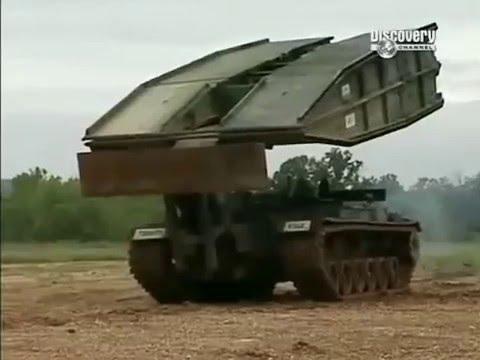 Mesin Ekstrim - Kendaraan Lapis Baja Peluncur Jembatan (AVLB)