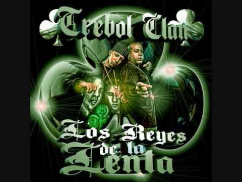 98 - Trebol Clan - Agarrala - In Instrumental - Dj Jair ...