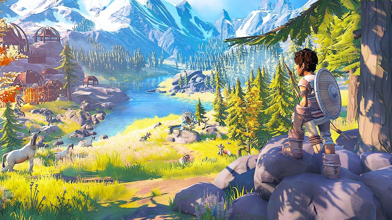 Pine 12 Minutes Gameplay Demo New Open World Game Youtube