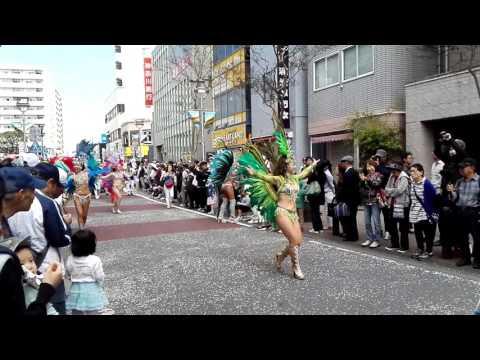2017.04.23 2017第62回茅ヶ崎大岡越前祭パレード サンバ