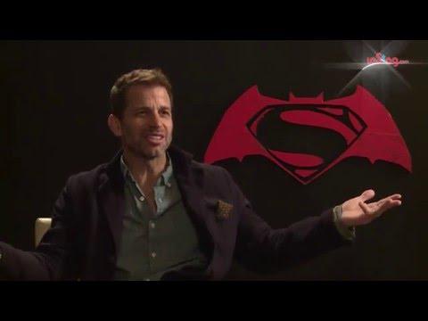 Zack Snyder says