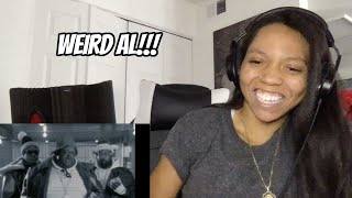 THIS IS LEGENDARY!!! FIRST TIME HEARING Weird Al Yankovic Fat Official Music Video REACTION