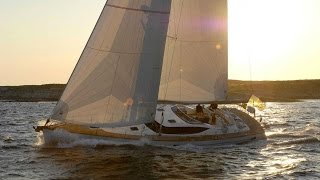 Najad 570 - A Yacht Delivery from Port Zelande to Lymington