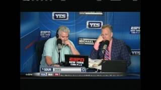Sour Shoes on Michael Kay Show 8/3/16