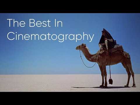 The Best in Cinematography