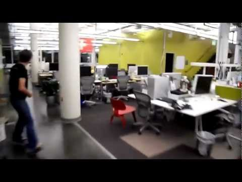 Facebook's New Office Tour
