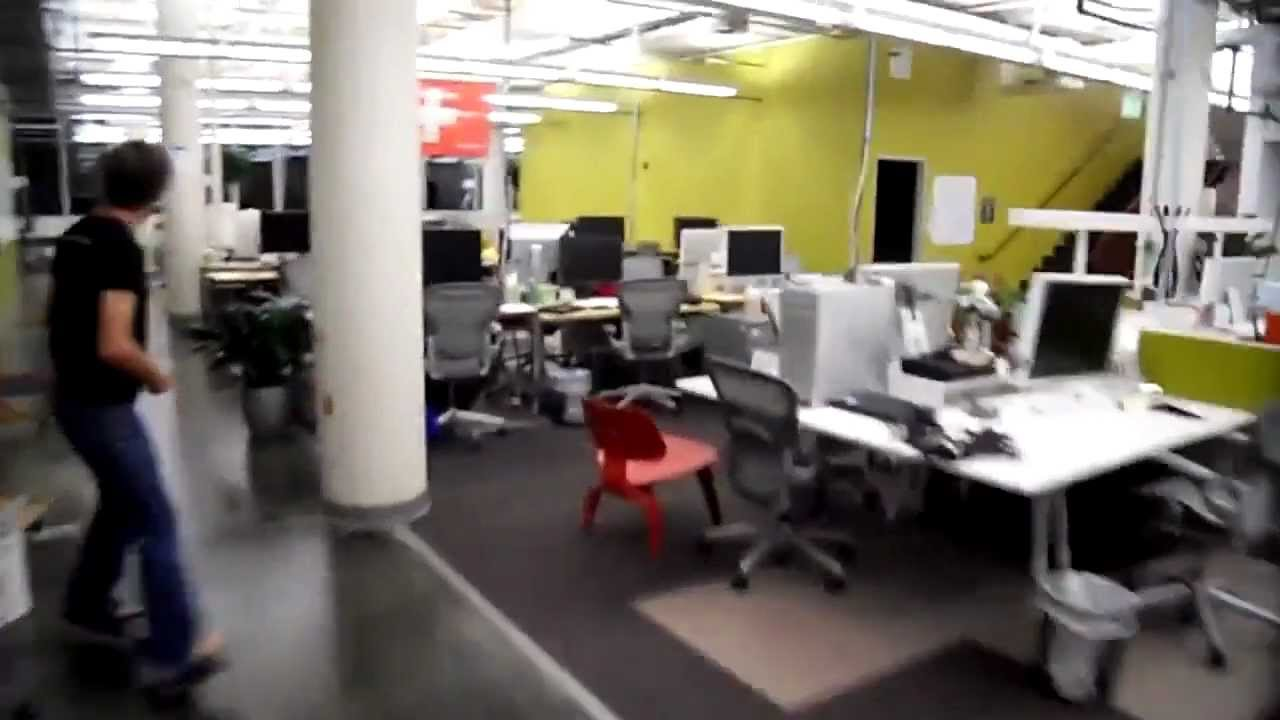 Facebook 39 s new office tour youtube for Office images