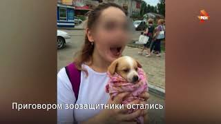 Хабаровские живодёрки получили реальные сроки