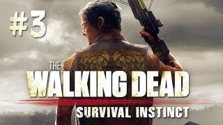 The Walking Dead: Survival Instinct Gameplay #3 - Im Polizeirevier thumbnail
