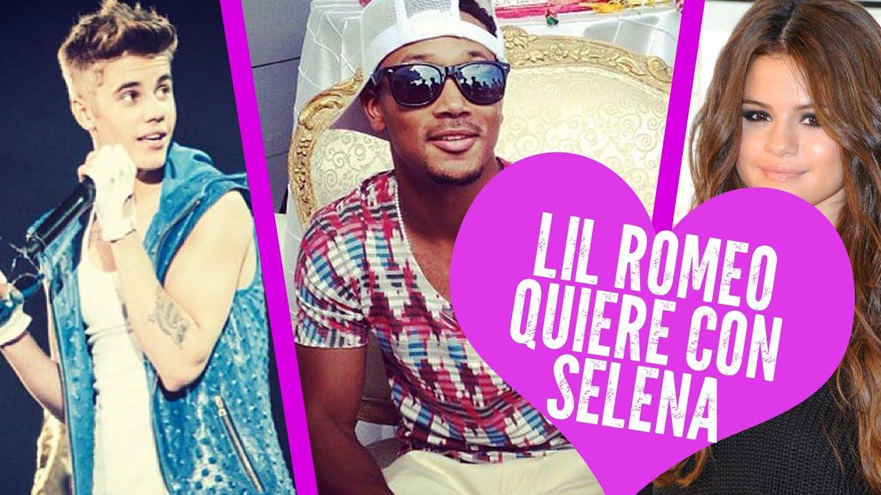 Romeo Miller And Justin Bieber ¡Amigo de Just...