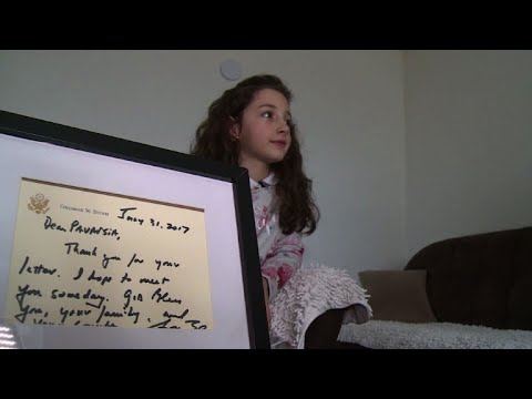 Girl named Independence turns 10 along with divided Kosovo
