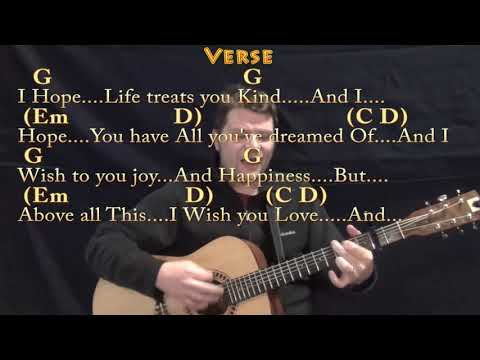 I Will Always Love You (Dolly Parton) Guitar Cover Lesson with Chords/Lyrics - Capo 2nd