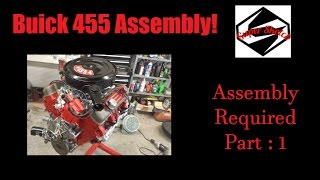 455 Buick Assembly  Part: 1