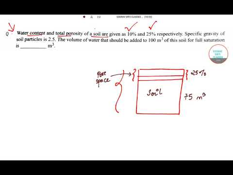 GATE GEOLOGY AND GEOPHYSICS 2016 SEC-B PART 1 Q34 YEAR SOLVE, AND COMPLETE SOLUTION