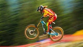 Crazy & Fun Moments on Mountain Bikes #5😱