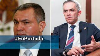 Vinculan a Mancera y a Osorio con García Luna #EnPortada