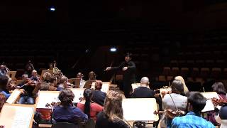 Su-Han Yang conducts P. I. Tchaikovsky: Symphony No. 4 in F minor, Op. 36
