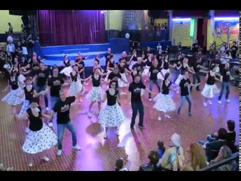SAGGI 2017 HAPPYROCK DANCE SCHOOL 2017 ESIBIZIONE BOOGIE 2nd GROUP