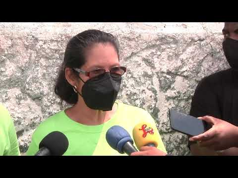 Unions Protest in Belize City