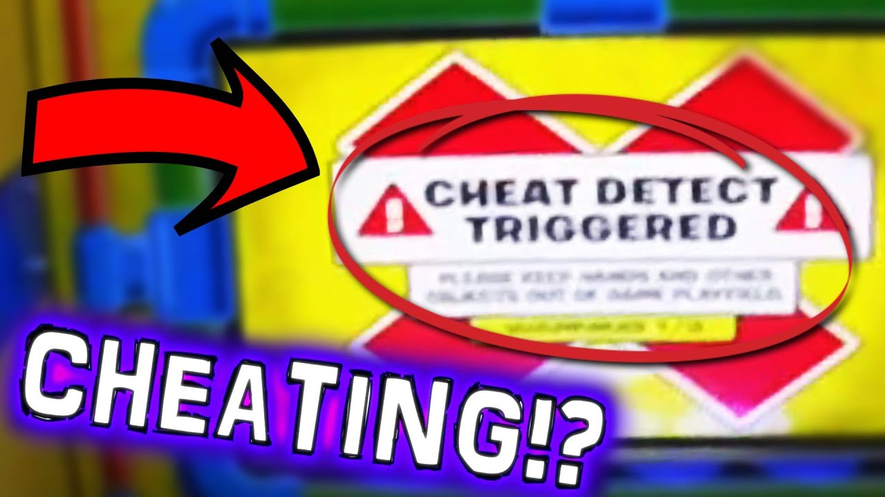 CHEATING AT THE ARCADE!?! Sink-It Game Play! - YouTube