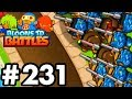 INSANE NEW COWBOY SNIPER TOWER..!!! | Brand New Sniper Skins! | Bloons TD Battles Part 231