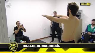 Ezequiel Lamas - Obras Basket (26-08-2017)