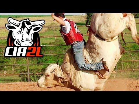 Treino de Agosto 2017 ║ Cia de Rodeio 2 L Bulls  🐂
