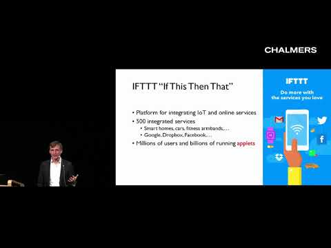 Andrei Sabelfeld: Securing the web of things
