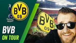 BVB vs. Tottenham: Der Champions League Groundhopper Vlog aus der Borussia Dortmund Kurve