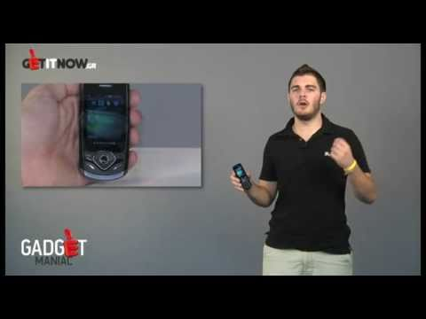 Samsung GT-S3550 (Shark 3)