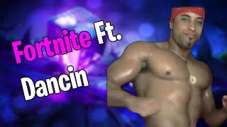 Fortnite Battle Royal Dancing Emotes ft. Aaron Smith - Dancin (KRONO Remix)