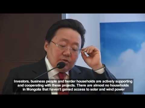 Developing Northeast Asian Renewable Energy: Asian Super Grid & Gobitec (part1)
