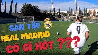 Trải nghiệm nơi luyện tập của CLB Real Madrid và giải đáp thắc mắc trong FifaOnline4 cùng EA.