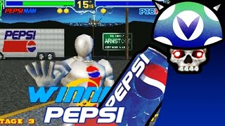 [Vinesauce] Joel - Pepsiman Fighting Game ( Fighting Vipers )