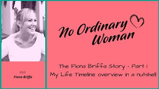 My Personal No Ordinary Woman Story