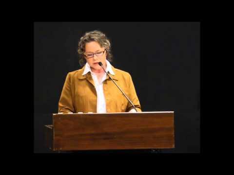 """Margaret Smith reading """"Motherhood Off The Beaten Path"""""""