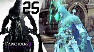 Darksiders 2 Walkthrough Pt. 25 - DRAVEN THE HUMAN HERO