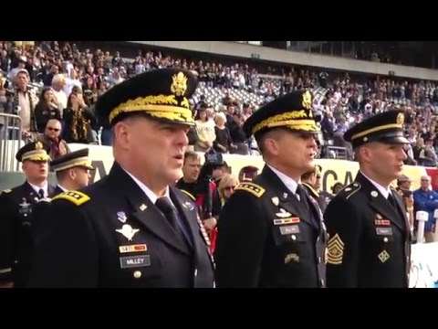 Sights and Sounds: 2015 Army-Navy Game
