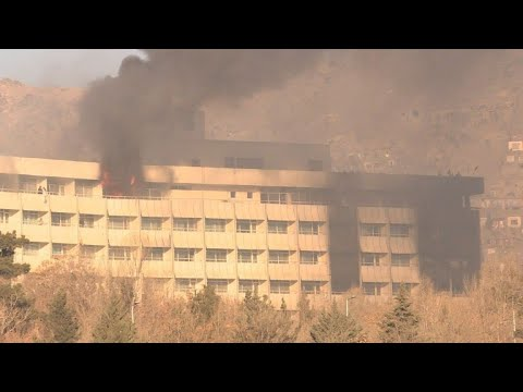 Angriff auf Luxushotel in Kabul – mehrere Tote