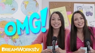 Ernestine and Ernestina: Honest Morning Announcements | OMG